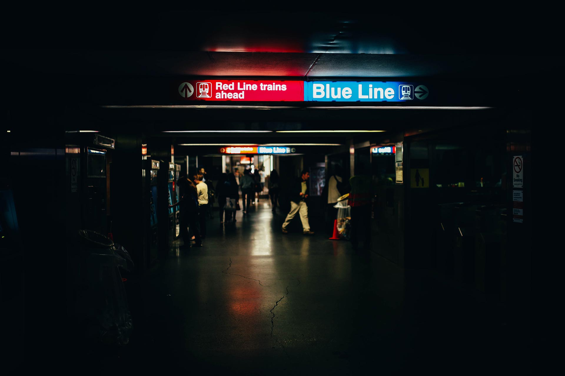 Red Line Trains